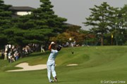 2010年 日本オープンゴルフ選手権競技 初日 9番ホール