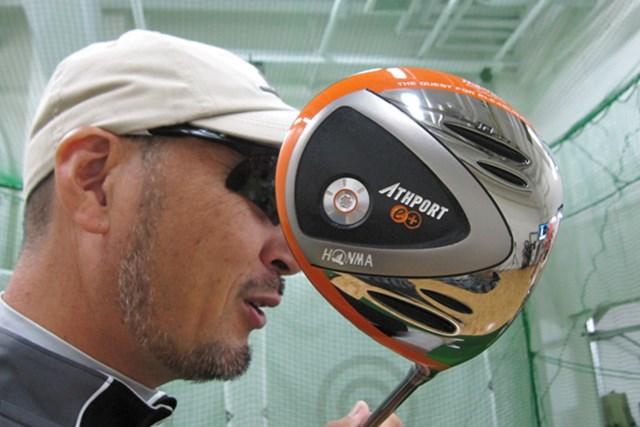 マーク金井が「本間ゴルフ アスポート3 e+ ドライバー」を徹底検証