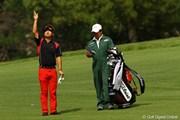 2010年 日本オープンゴルフ選手権競技 3日目 松村道央