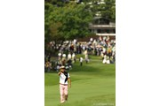 2010年 日本オープンゴルフ選手権競技 3日目 片山晋呉