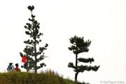 2010年 日本オープンゴルフ選手権競技 3日目 フォアキャディ