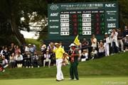 2010年 日本オープンゴルフ選手権競技 3日目 松山英樹