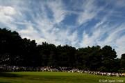 2010年 日本オープンゴルフ選手権競技 3日目 石川遼
