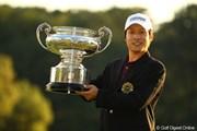 2010年 日本オープンゴルフ選手権競技 最終日 キム・キョンテ