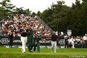 2010年 日本オープンゴルフ選手権競技 最終日 最終組