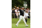 2010年 日本オープンゴルフ選手権競技 最終日 武藤俊憲
