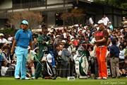 2010年 日本オープンゴルフ選手権競技 最終日 小田孔明とブレンダン・ジョーンズ