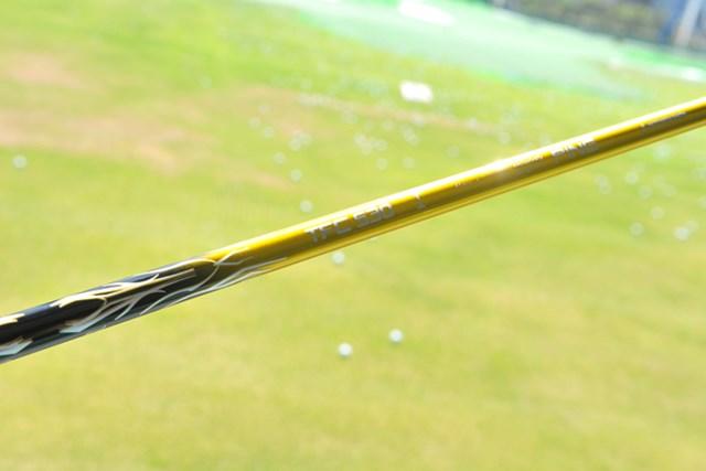 新製品レポート 「ゴルフの概念を変える簡単さ」PING K15 ハイブリッドアイアン NO.3 三菱レイヨン バサラ グリフィン シャフトが装着