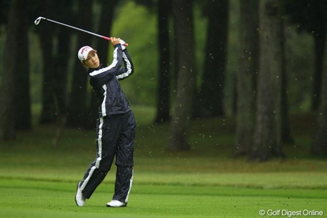 2010年 サイム・ダービー LPGA マレーシア 事前 上田桃子 2ヶ月ぶりの米国女子ツアーに参戦の上田桃子※画像は日本女子オープン