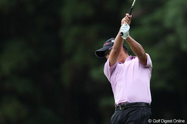 昨日のトップも2日目は22位タイ、ゴルフって難しいです。