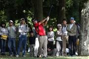 2010年 ブリヂストンオープンゴルフトーナメント 3日目 松村道央