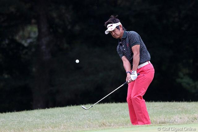 2010年 ブリヂストンオープンゴルフトーナメント 最終日 藤田寛之 41歳にして自身初の1億円突破! この日ばかりは景気のいい言葉が続いた藤田寛之