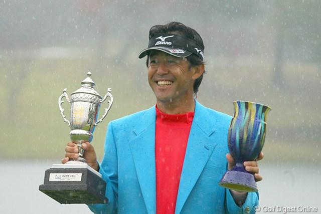2010年 マイナビABCチャンピオンシップゴルフトーナメント 事前 鈴木亨 昨年大会覇者の鈴木亨、連覇に挑む!