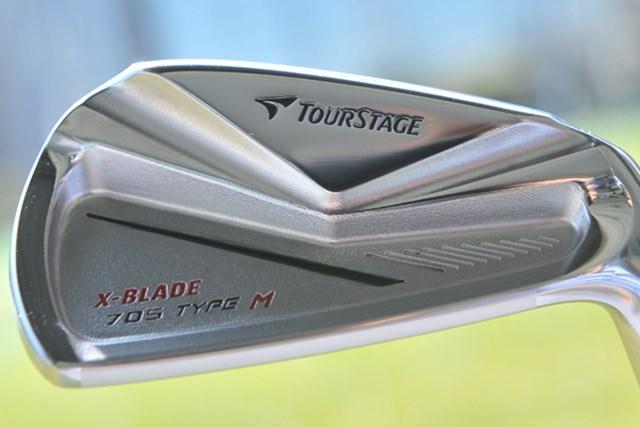 新製品レポート「ブリヂストン ツアーステージ X-BLADE 705 Type M」NO.1 「ブリヂストン ツアーステージ X-BLADE 705 Type M」を試打レポート