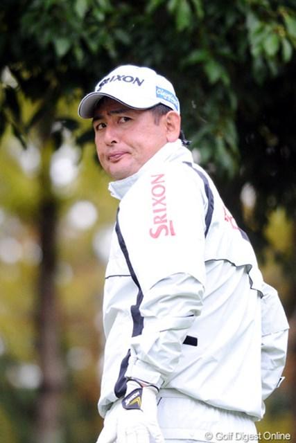 2010年 マイナビABCチャンピオンシップゴルフトーナメント 初日 高橋竜彦 「たっちゃん、S君足手まといになってへんか?」「も~~オロオロしっちゃって、大変す。邪魔しまくりですヨ(笑)」たっちゃんってホンマにやさしいなァ。68位T