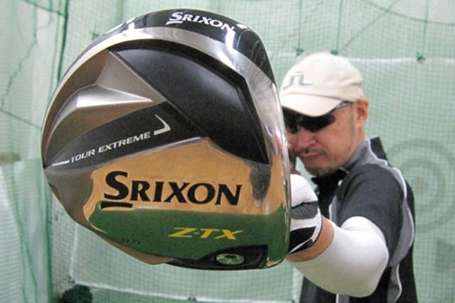 マーク金井が「ダンロップ スリクソン Z-TX ドライバー」を徹底検証
