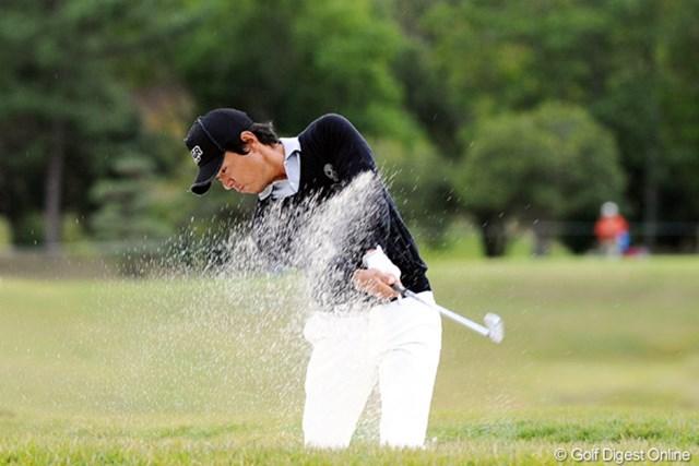 2010年 マイナビABCチャンピオンシップゴルフトーナメント 2日目 矢野東 首位と2打差!通算7アンダー2位タイに浮上した矢野東