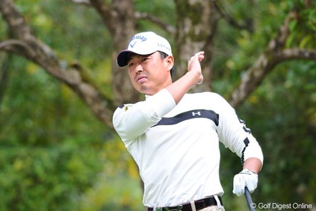 2010年 マイナビABCチャンピオンシップゴルフトーナメント 2日目 谷口拓也 ベストスコアの66を叩き出して、58位からゴボウ抜きの6位タイに大躍進!