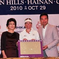 2011年にシンセンのミッションヒルズリゾート アニカコースにて女子ジュニア大会を開催することを発表した 2010年 ミッションヒルズ スタートロフィー 3日目 アニカ・ソレンスタム