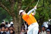 2010年 マイナビABCチャンピオンシップゴルフトーナメント 最終日 キム・キョンテ