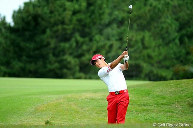 2010年 マイナビABCチャンピオンシップゴルフトーナメント 最終日 石川遼 打倒キョンテを目標にスタートした遼君。前半だけで2打縮める猛追をみせたぞ!2位