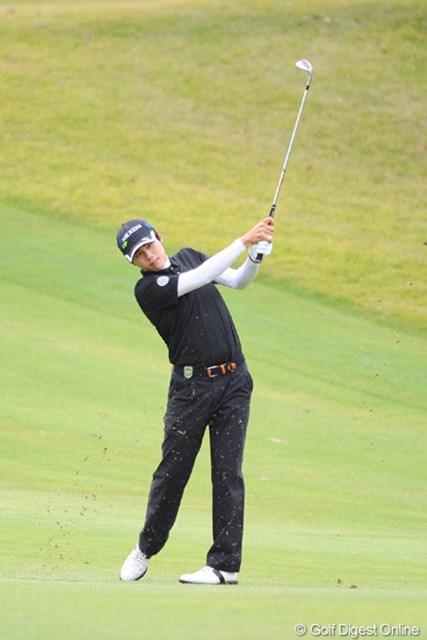 2010年 マイナビABCチャンピオンシップゴルフトーナメント 最終日 金度勲 前半だけど5アンダーの大まくり!やっぱり強いやん!6位T