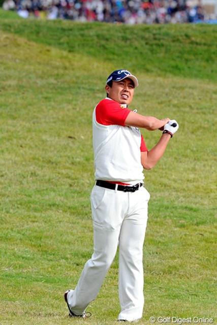 2010年 マイナビABCチャンピオンシップゴルフトーナメント 最終日 谷口拓也 やったネ!69をマークしてしぶとく13位Tに食い込んで、賞金総額1300万超え達成!これでシードが・・・。
