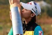2010年 LPGAハナバンク選手権 最終日 チェ・ナヨン