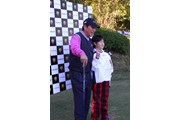 2010年 富士フイルムシニアチャンピオンシップ 事前 尾崎健夫