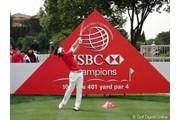 2010年 WGC HSBCチャンピオンズ 事前 石川遼