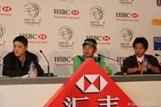 2010年 WGC HSBCチャンピオンズ 初日 池田勇太