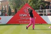 2010年 WGC HSBCチャンピオンズ 初日 宮本勝昌