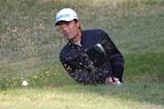 2010年 富士フイルムシニアチャンピオンシップ 初日 須貝昇