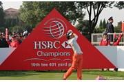2010年 WGC HSBCチャンピオンズ 初日 石川遼