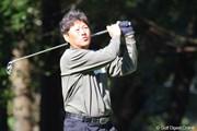 2010年 富士フイルムシニアチャンピオンシップ 2日目 尾崎健夫