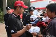 2010年 WGC HSBCチャンピオンズ 2日目 池田勇太
