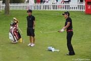 2010年 WGC HSBCチャンピオンズ 2日目 石川遼