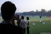 2010年 WGC HSBCチャンピオンズ 3日目 ギャラリー