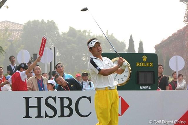 日本勢では最高の30位タイで最終日を終えた池田勇太