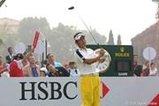 2010年 WGC HSBCチャンピオンズ 最終日 池田勇太