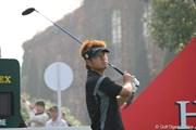 2010年 WGC HSBCチャンピオンズ 最終日 松村道央