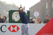 2010年 WGC HSBCチャンピオンズ 最終日 宮本勝昌