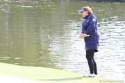2010年 伊藤園レディスゴルフトーナメント 事前 綾田紘子