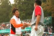 2010年 三井住友VISA太平洋マスターズ 3日目 甲斐慎太郎