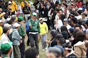 2010年 伊藤園レディスゴルフトーナメント 2日目 横峯さくら