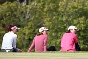 2010年 伊藤園レディスゴルフトーナメント 2日目 李知姫、甲田良美、森田理香子