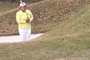 2010年 伊藤園レディスゴルフトーナメント 2日目 アン・ソンジュ