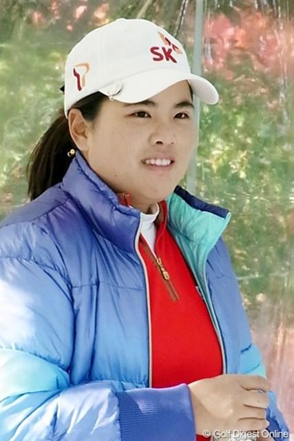 2010年 LPGAツアーチャンピオンシップリコーカップ 朴仁妃 全米女子オープン優勝の実力者は日本ツアーでもその力を発揮!(撮影:リコー CX4)