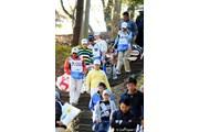 2010年 大王製紙エリエールレディスオープン 2日目 横峯さくら&アン・ソンジュ