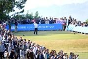 2010年 大王製紙エリエールレディスオープン 最終日 15番ティ
